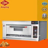 Tellersegment-elektrischer Ofen der Brot-Backen-Maschinen-1 der Plattform-2 für Verkauf