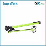 Smartek hellster faltbarer Kohlenstoff-Faser-Entwurfs-elektrischer faltender Fahrrad Patinete Electrico elektrischer Mobilitäts-Stoß-Roller mit UL S-020-7