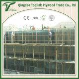 構築のための防水接着剤の黒そしてブラウンの具体的な型枠の合板
