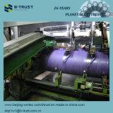 Películas de laminado PVC 4 Roll machine de la calandria