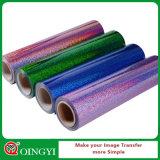 Qingyi Nizza Hologramm-Vinylwärmeübertragung für T-Shirt