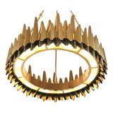 Boa qualidade de aço inoxidável cobre moderna Lâmpada Pendente (KA8266)