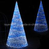 Canadá cono de luz LED de 5m adornos de Navidad Árbol de Navidad