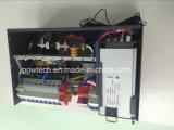 Subrack 4u 220VAC / 48VDC 120A Rectifier System