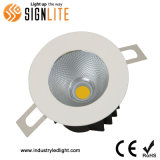 o ponto Downlight da ESPIGA do CREE 9W, cintila livre
