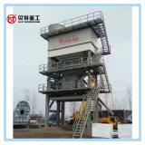 cilindro de secagem de 1.8m x de 7m planta de mistura quente do asfalto da mistura de 120 T/H com baixa emissão