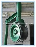 Вертикальный тип сталь углерода продолжает машину чертежа провода