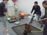 Fornalha de derretimento elétrica da platina da velocidade elevada do aquecimento (GW-100)