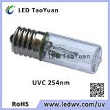 Keimtötende UVlampe 254nm 12V 3W