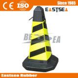 PEのプラスチック反射三角形の交通安全の円錐形(PE-4)