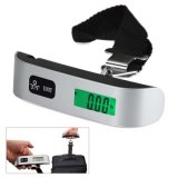 Escala portátil da cinta do ABS e de peso de Digitas da bagagem do cair da escala