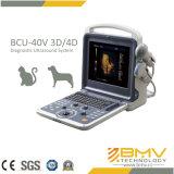 Sistemas veterinários portáteis do ultra-som Bcu-40