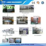 Completar el llenado de agua carbonatada la máquina para la planta baja inversión