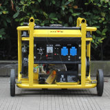 バイソン(中国)の新型BS3000n (h) 2500W 2.5kVAの電気開始電池式の小さい携帯用力のガソリン機関の発電機2.5kw