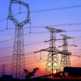 башня стали передачи электричества 500kv