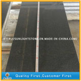 Tuiles grises foncées Polished bon marché de granit de G654 Padang pour paver/mur