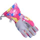 Guanto esterno del pattino di inverno dei guanti dello Snowboard