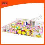 Michの子供の屋内遊び場のココナッツTreeballnoon部屋のプラスチックスライド