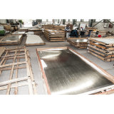 430 l'acier inoxydable Ket013 a repéré la feuille pour des matériaux de décoration