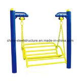 Equipo y recurso al aire libre de la gimnasia del conjunto completo