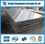 Hoja de acero inoxidable de ASTM de la alta calidad