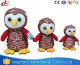 Owl un jouet en peluche avec paillettes pour les enfants