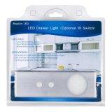 Sensor IR Certificado CE de DC12V LED bajo luz del gabinete de cocina