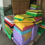 Fabrik-Zubehör buntes EVA-Schaumgummi-Blatt für die Schuh-alleinige Herstellung