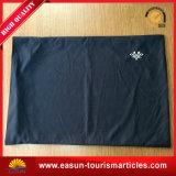 Soft confortável travesseiro bordadas algodão cobrir
