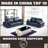 Sofá caliente del cuero de la venta de los muebles europeos del estilo