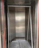 Forno rotativo diesel professionale della cremagliera dell'aria calda per il Ce Bdx-32c del forno