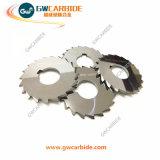 Carbide dat van het Blad van het Carbide van het wolfram het CirkelSnijders scheurt