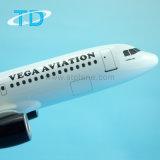 De ModelFabrikant van het Vliegtuig van de Vertoning van de Luchtvaart van Vega A320