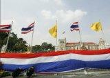 Fait sur commande imperméabiliser et indicateur national de la Thaïlande d'indicateur national de Sunproof