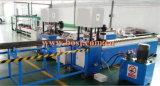 Heiße eingetauchte galvanisierte Baugerüst-Stahlrohr-Stahlgefäß-lochende Maschinen-Fabrik