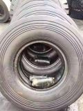 매끄러운 타이어 13/80-20 14/70-20 C-1 패턴, 진보적인 상표, 도로 롤러 타이어 OTR 타이어