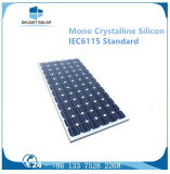 TUV Standard Low Iron Tempered Glass 36 Cellules Poly Cristalline Silicon Panneau solaire
