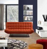 Удобные пены высокой плотности двух сложенных диван-кровать