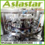 Matériel remplissant de l'eau aéré par machine carbonatée de capsuleur de remplissage de Rinser de boissons