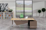 Moderner Executivschreibtisch L Form-modulare Büro-Möbel (HF-FB2122B)