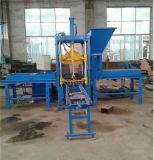 Qtf3-20 Finisseur machine à fabriquer des blocs de couleur automatique machine à briques de pavage
