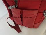 """普及した若者デザインナイロンノートのバックパック袋は、18 """"実用的な工場学校の屋外旅行ラップトップのバックパックを/OEM Backpack"""