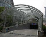 Lo SGS passa ad arte laminata di Bulding indurita la sicurezza il vetro decorativo