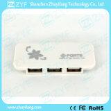 Hub 2.0 van dun 4 Haven USB van het Embleem van de douane Super (ZYF4201)