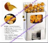 Machine van het Citroensap van de Trekker Juicer van China de Commerciële Industriële Oranje