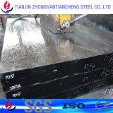 warm gewalztes Blatt/Platte des legierten Stahl-42CrMo/42CrMo4 in Prägeoberfläche