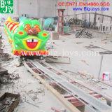 Ver la diapositive roller coaster ride, l'Amusement Mini Roller Coaster (BJ-NT57)