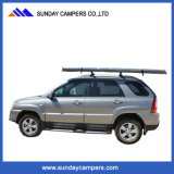 Tenda portatile di campeggio del lato del tetto dell'automobile dello schermo dell'automobile 4X4 Sun