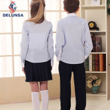 Personalize o próprio algodão logotipo algodão uniforme camisas uniformes