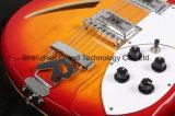 Guitare électrique de chaînes de caractères Sunburst de Rickenback 12 de cerise (GR-10)